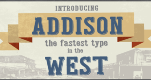 Addison Font 310x165 - Addison Font Family Free Download