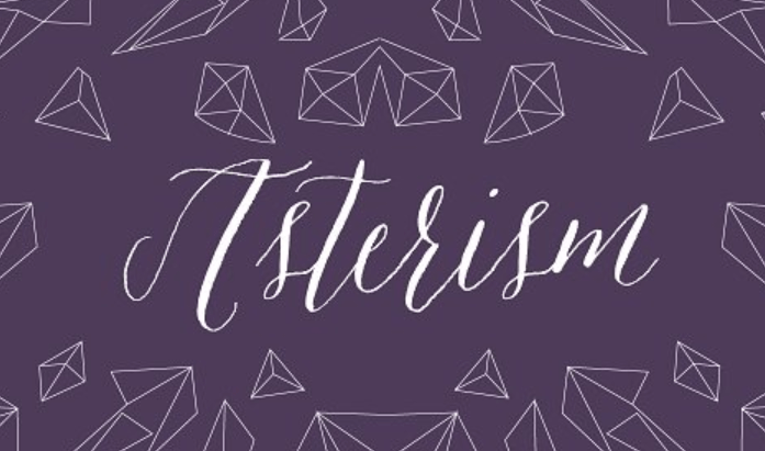 Asterism Font