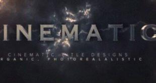 Cinematic 3d Text Effect 310x165 - Cinematic 3D Text Effect Free Download