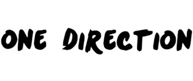 One Direction Font