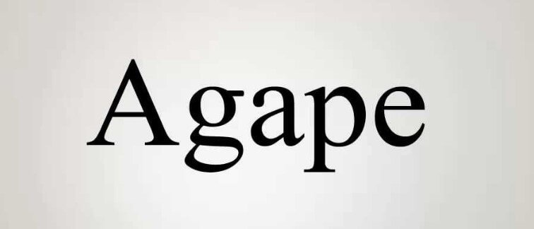 Agape Font