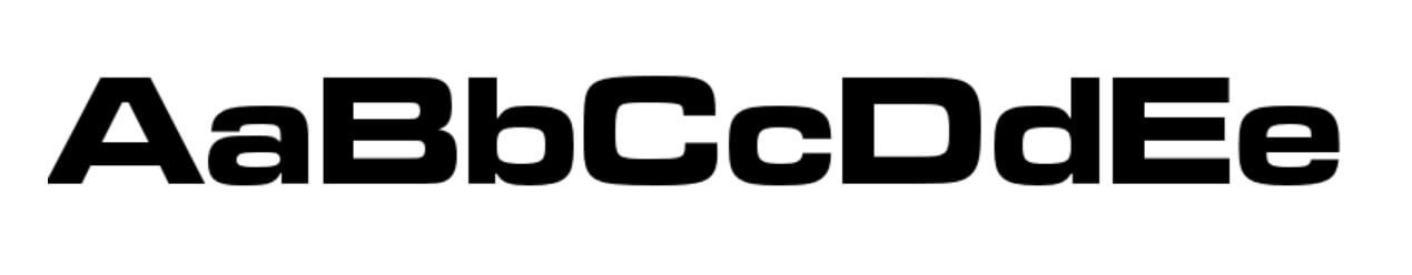 Microgramma Bold Font