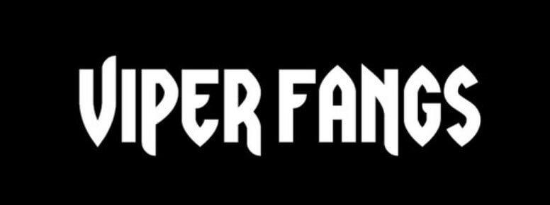 Viper Fangs Font
