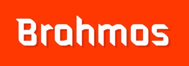 Brahmos Font