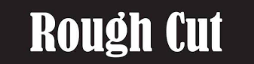 Rough Cut Regular Font