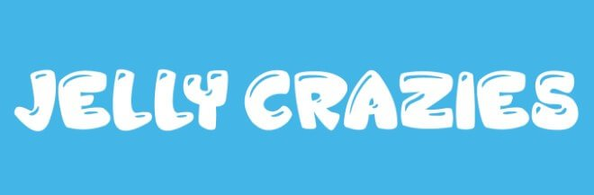 Jelly Crazies Font