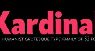 Kardinal Font 310x165 - Kardinal Font Family Free Download