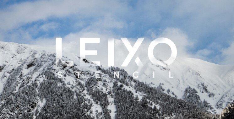 Leixo Font