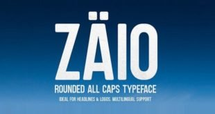 Zaio Rounded Font 310x165 - Zaio Rounded Font Free Download