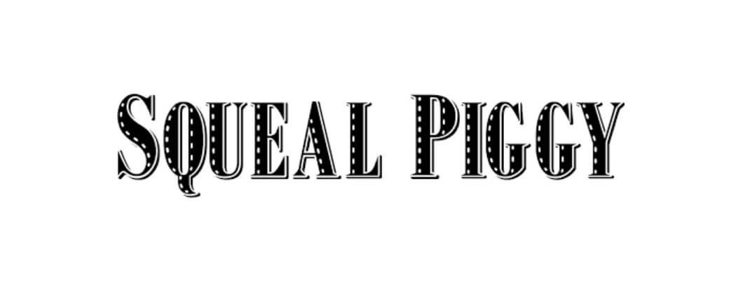 Squeal Piggy Font