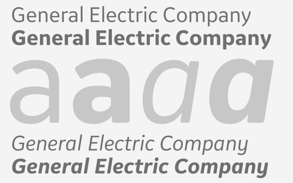 Ge Inspira Bold Font - Ge Inspira Bold Font Free Download