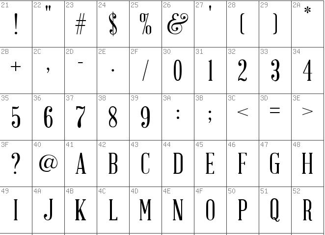ABRAHAMLINCOLN - Abraham Lincoln Font Free Download