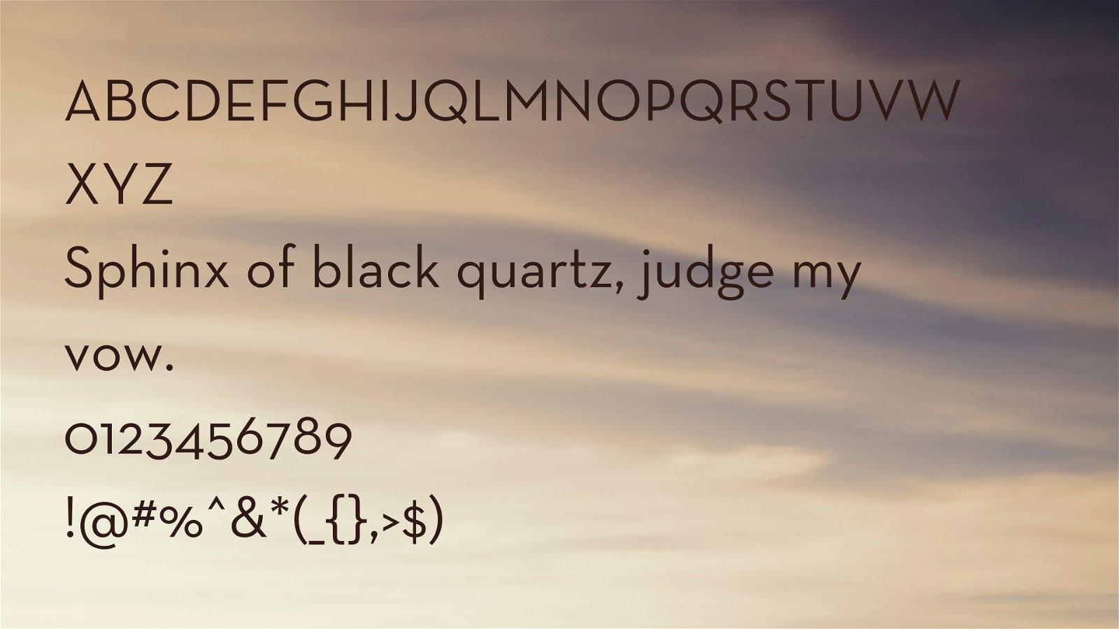 Neutra Text Font