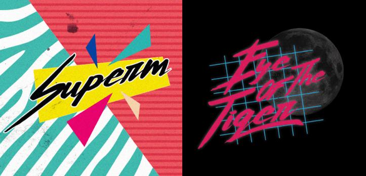 thunderstorm-font