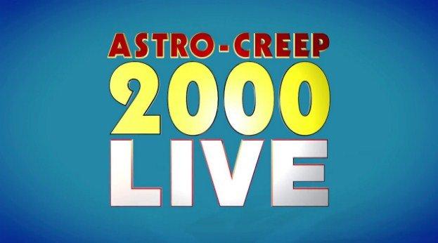 Astro Creep Font