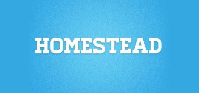 Homestead Font