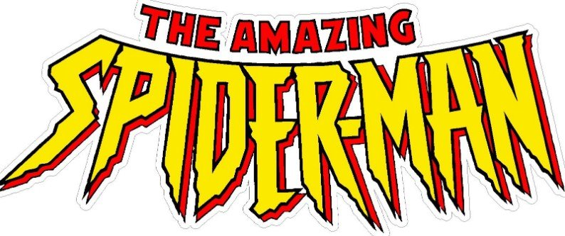 Amazing Spiderman Font