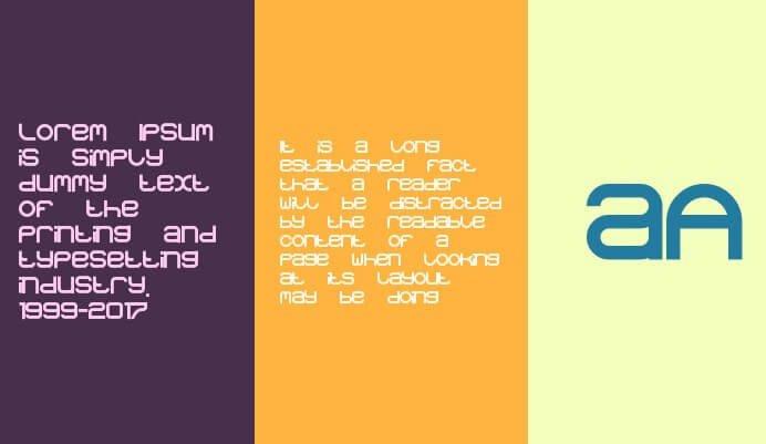 Coreldraw Font