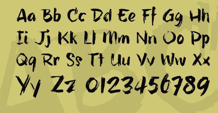 Hillbilly Font