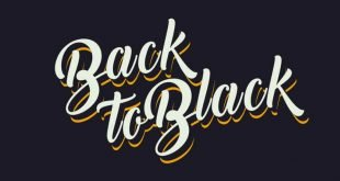 back to black font 310x165 - Back to Black Script Font Free Download