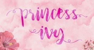 princess ivy 310x165 - Princess Ivy Script Font Free Download