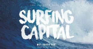 surfing capital 310x165 - Surfing Capital Font Free Download