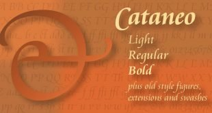 Cataneo Font