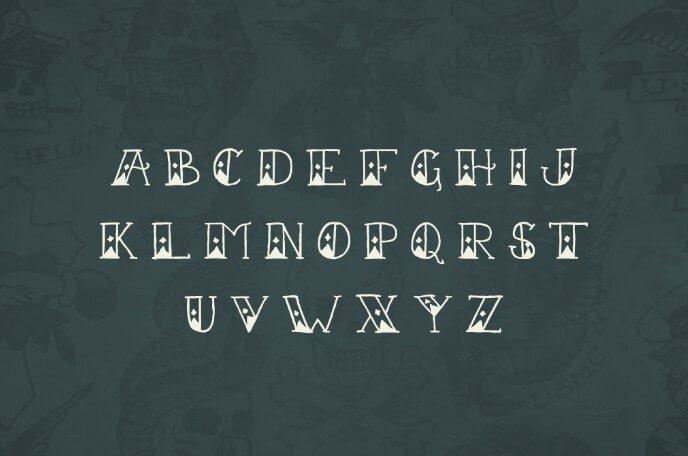 Fancy Font