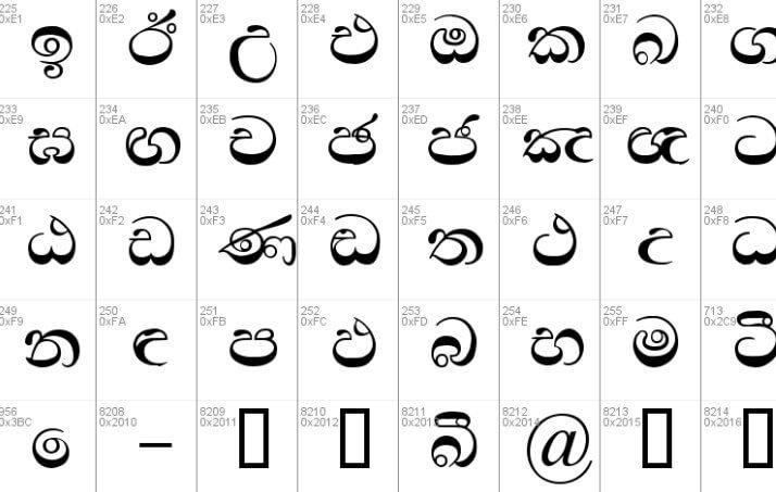 Madhura Font