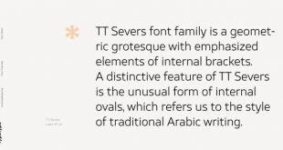 Traditional Arabic Font