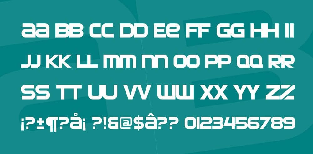 automate font - Automata Font Free Download