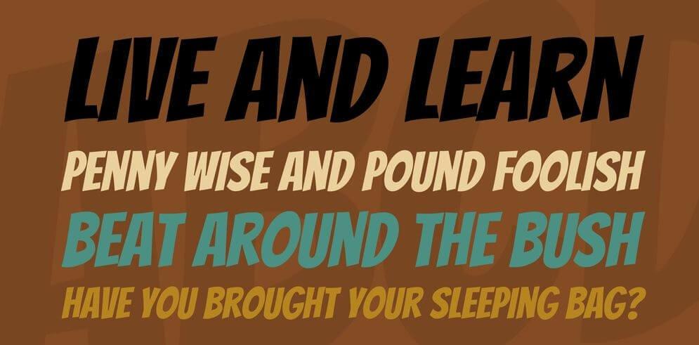 bangers font - Bangers Font Free Download