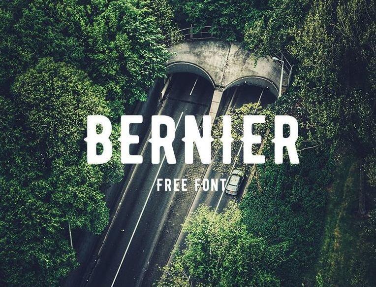 bernier font - Bernier Font Free Download
