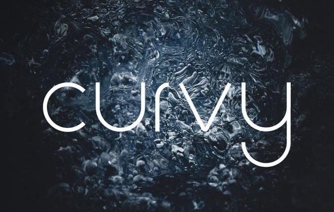 curvy font - Curvy Font Free Download