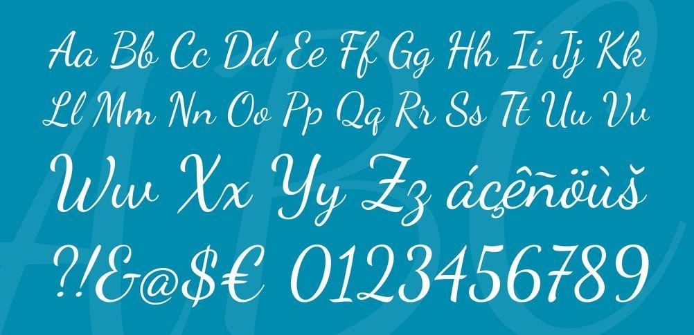 dancing script font - Dancing Script Font Free Download
