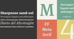 ff meta font 310x165 - FF Meta Font Free Download
