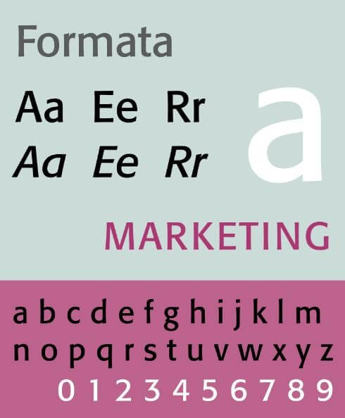 formata font - Formata Font Free Download
