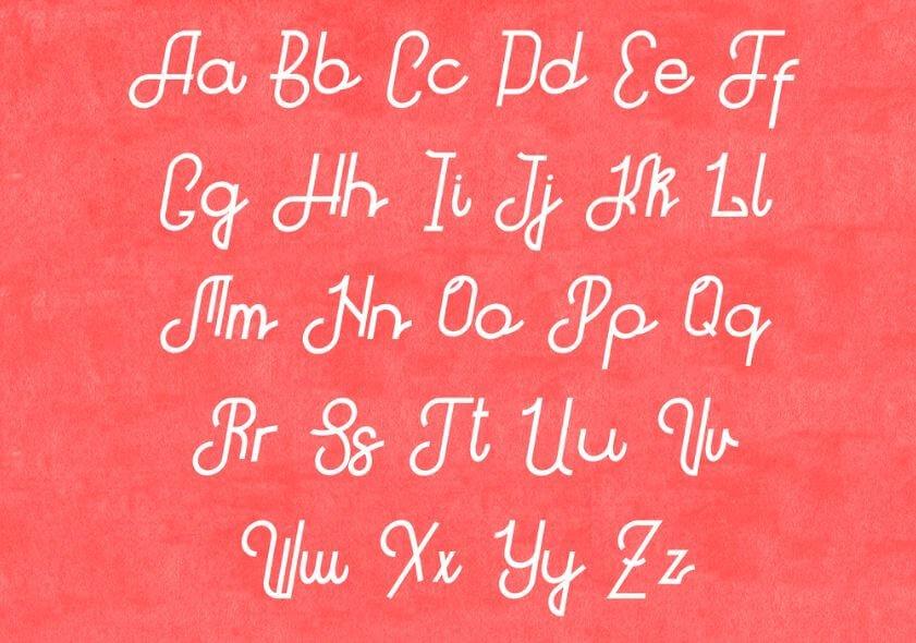 hithcker font - Hitchhiker Font Free Download