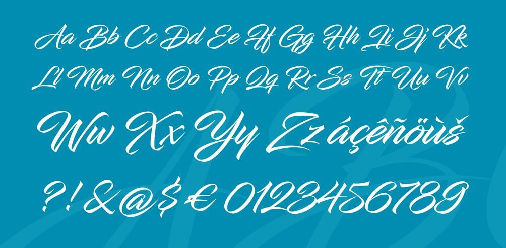 infinite stroke fonts - Infinite Stroke Font Free Download