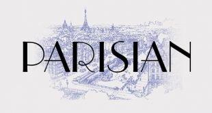 parisian font 310x165 - Parisian Font Free Download