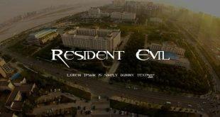 resident evil font 310x165 - Resident Evil Font Free Download
