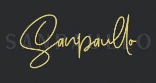 sanpaullo font 310x165 - Sanpaullo Signature Font Free Download