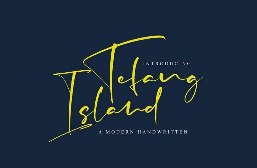 tefang font - Tefang Island Font Free Download