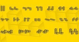 tetris font 310x165 - Tetris Font Free Download