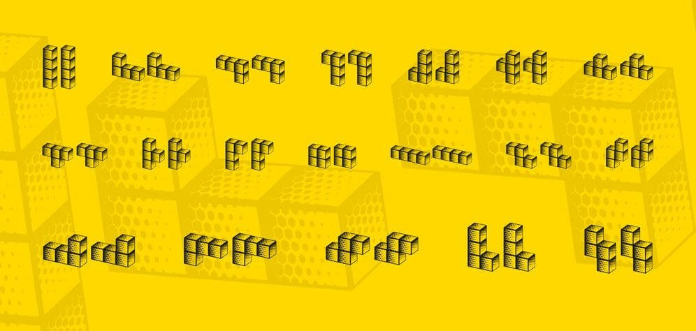 tetris font - Tetris Font Free Download