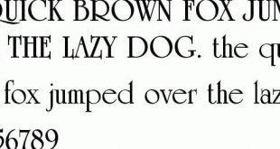 university roman font 310x165 - University Roman Bt Font Free Download