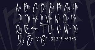 vampiress font 310x165 - Vampiress Font Free Download