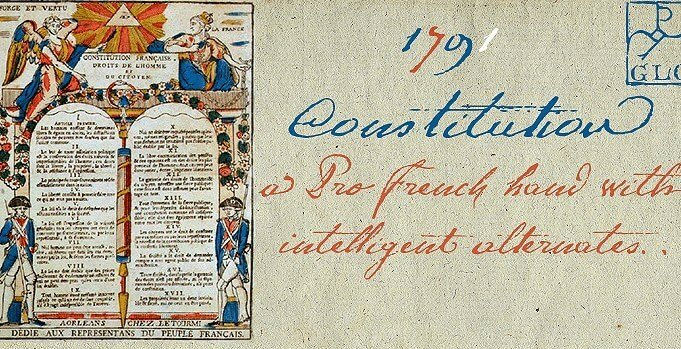 Constitution Font