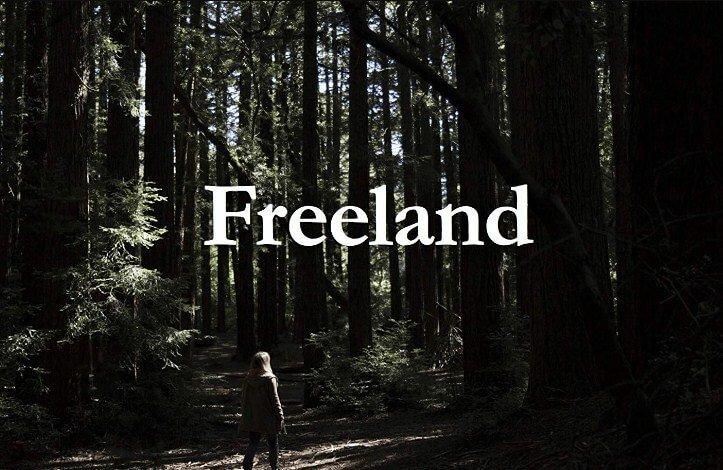 Freeland Font