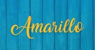amarillo font 310x165 - Amarillo Font Free Download